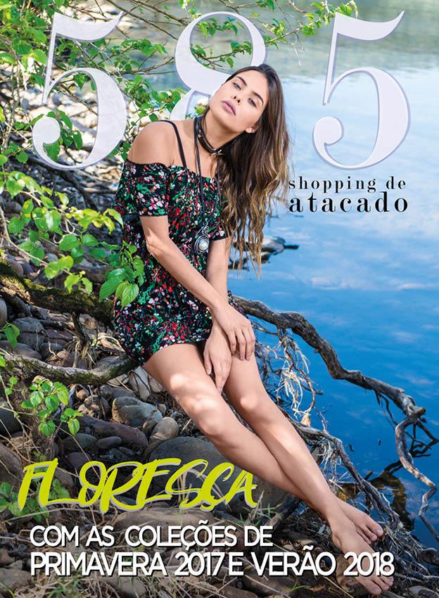 df9696c1d3b288 Revista Coleção Primavera/Verão | Shopping 585